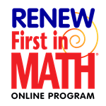 RENEW Your First In Math User ID