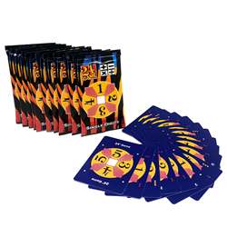 24® Game Single Digits Mini Card Packs