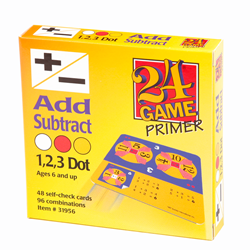 Add/Subtract Primer (Ages 6+)