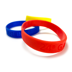 24® Game/FIM Wristband (Set of 10)