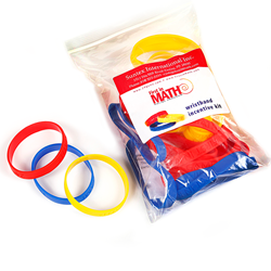 FIM Wristband Incentive Kit. Set of 30