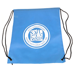 24® Game Drawstring Backpack